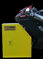 Antirrobo wilock - Antirrobo moto garaje ...